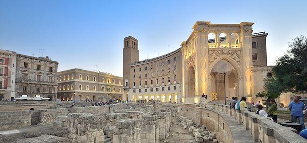 Voyage Lecce Italie Comptoir Des Voyages Agence