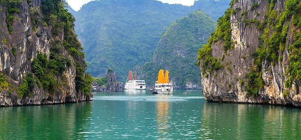 voyage baie d 39 halong vietnam comptoir des voyages agence voyage baie d 39 halong. Black Bedroom Furniture Sets. Home Design Ideas
