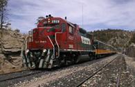 Sur Mesure au Mexique : Traversée du Canyon du cuivre en train