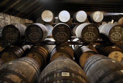 Photo Ecosse : voyage whisky ecosse