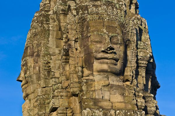 Photo : Cambodge, Siem Reap : Au royaume des dieux-rois