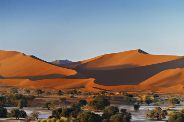 Photo : Kalahari, Fish River Canyon, Namib, Swakopmund, Damaraland, Waterberg : Le grand tour de la Namibie