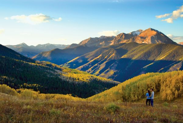 Photo : Etats-Unis - Colorado : Couleurs Colorado