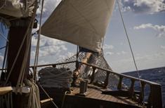 Photo : Italie, îles Eoliennes : Les îles Eoliennes à bord du Sigismondo