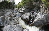 Canyoning dans le Perthshire